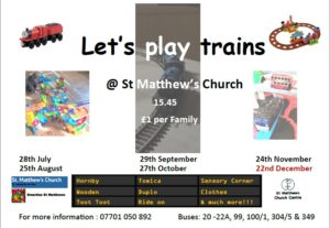 Lets Play Trains Poster2