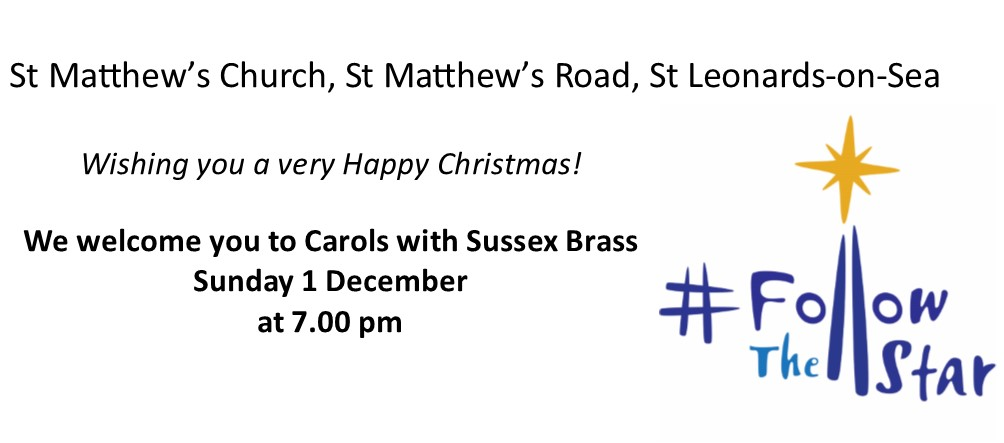Carols with Sussex Brass