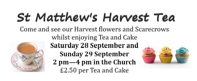 Harvest Tea